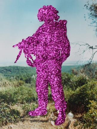 Body sculpture Rineke Dijkstra Rose c'est la vie