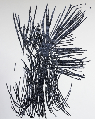 The dark side of Hans Hartung