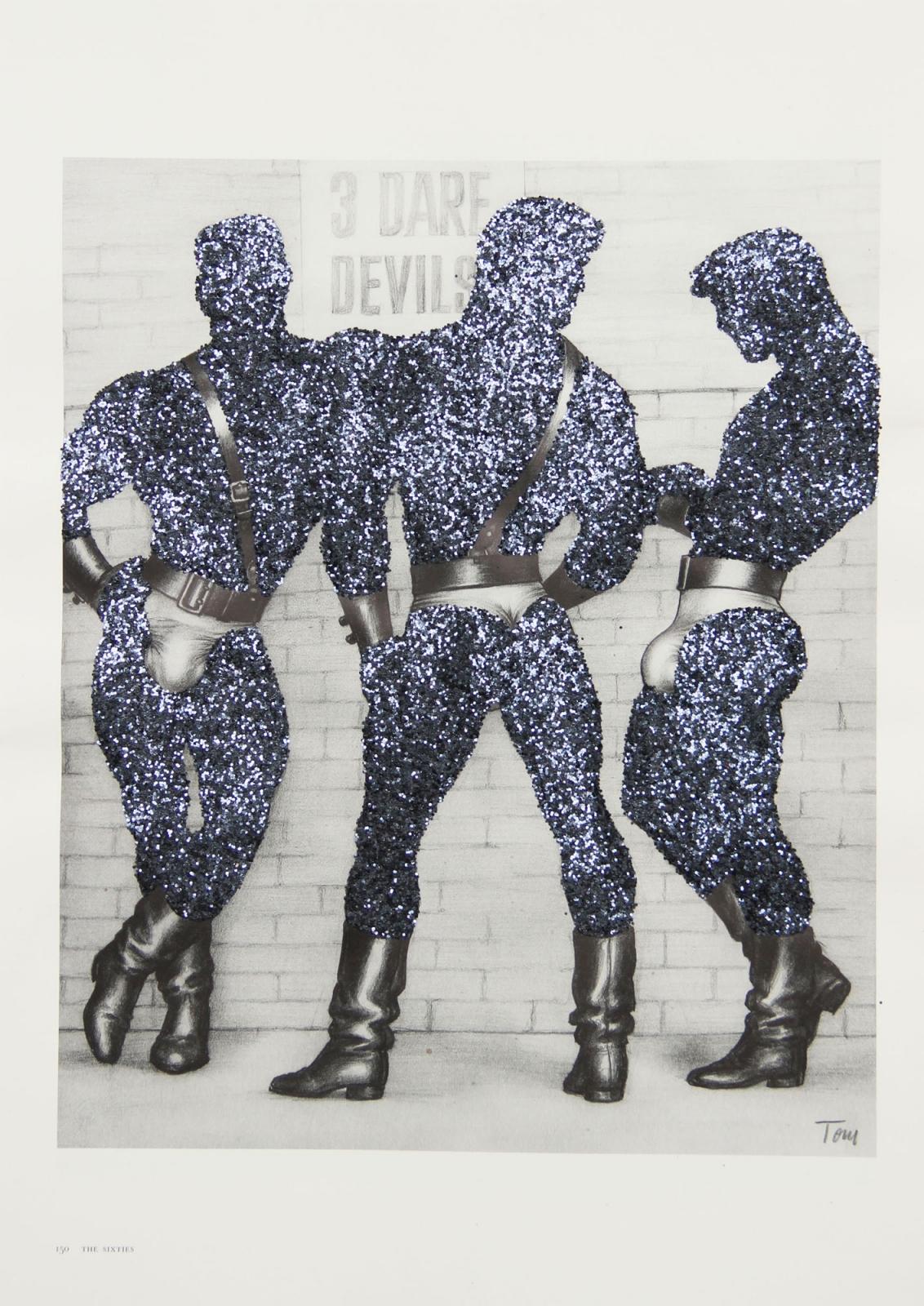 Body sculptures of Tomofinland