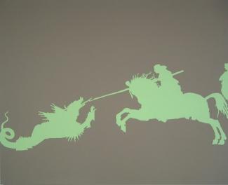 Duochrome Vittore Carpaccio Anis-Poussiere