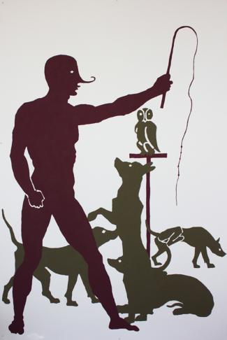 Duochrome Picabia  Vert foncé/Rimpoche