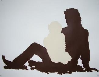Duochrome Jeff Koons  Chocolat-Nacre