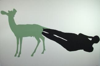 Libérez les animaux de l'art contemporain Kiki Smith II