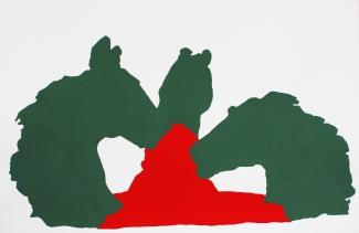 Libérez les animaux de l'art contemporain Klara Kristalova