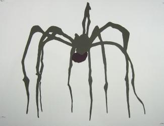 Libérez les animaux de l'art contemporain Louise Bourgeois I