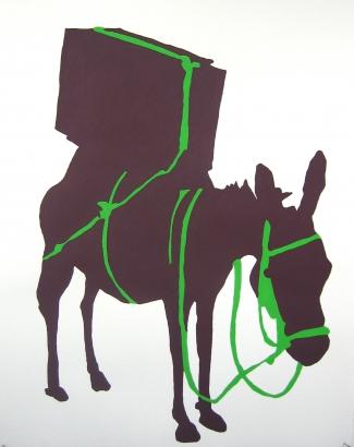 Libérez les animaux de l'art contemporain Maurizio Cattelan II