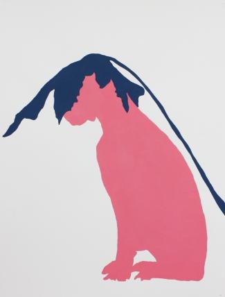 Libérez les animaux de l'art contemporain William Wegman I