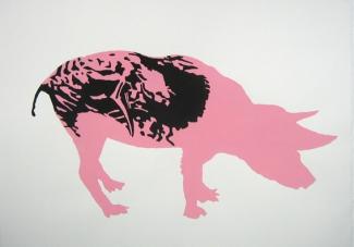 Libérez les animaux de l'art contemporain Perejaume