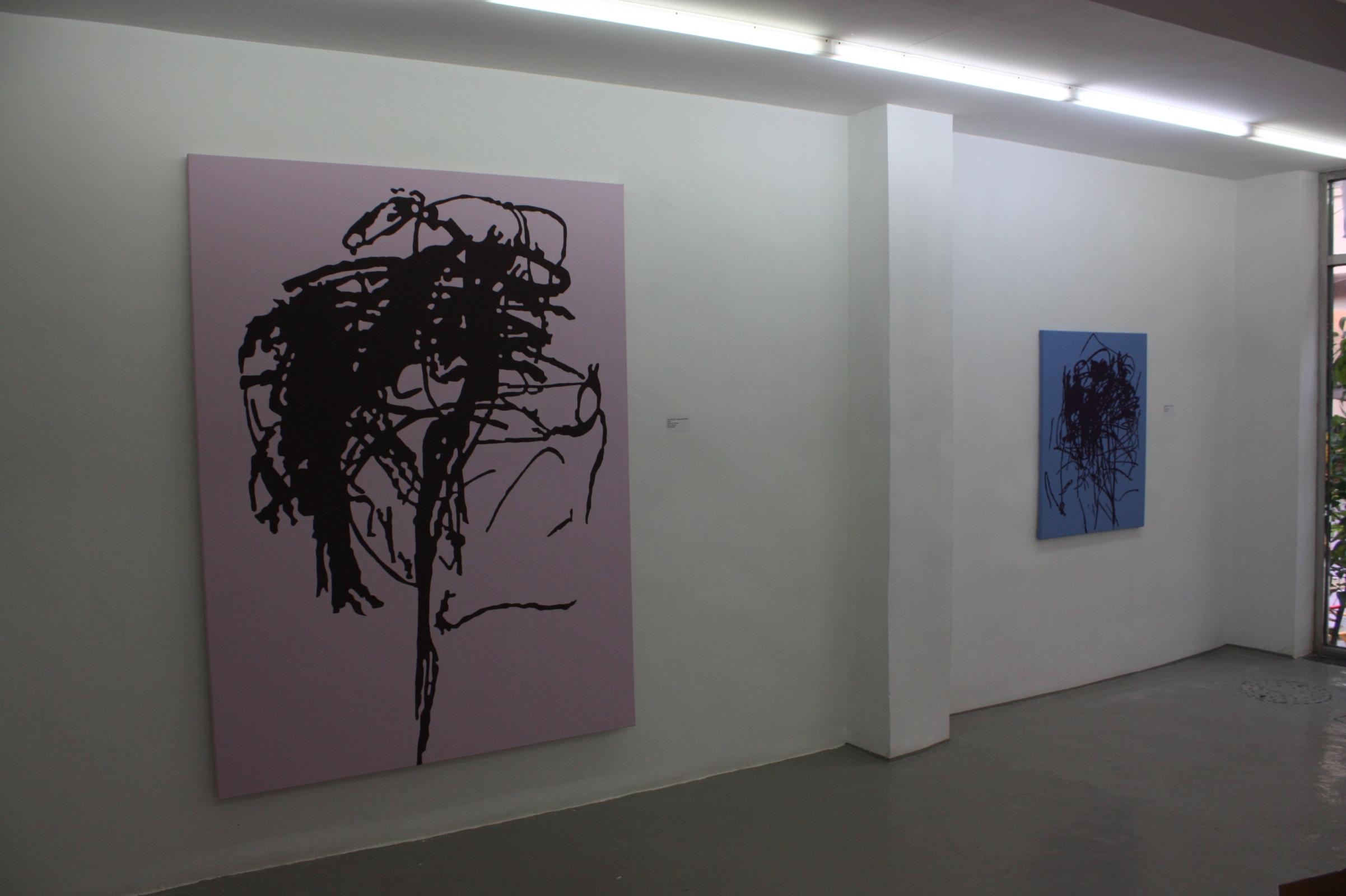pascal lievre 2009 illusions vue de exposition