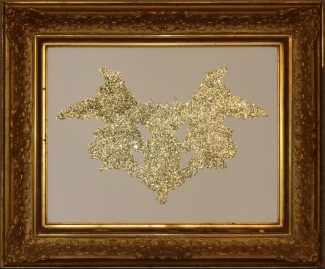pascal lievre 2014 small psychodiagnostic glitter gold 01