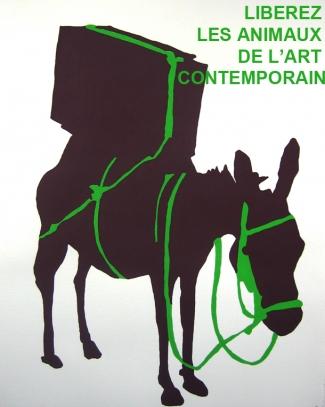 pascal lievre liberez les animaux de l art contemporain carton vernissage