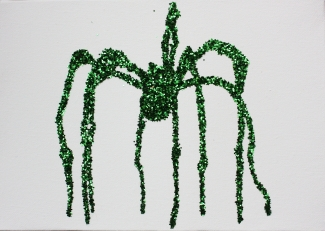 pascal lievre the green spiderwoman louise bourgeois 2011