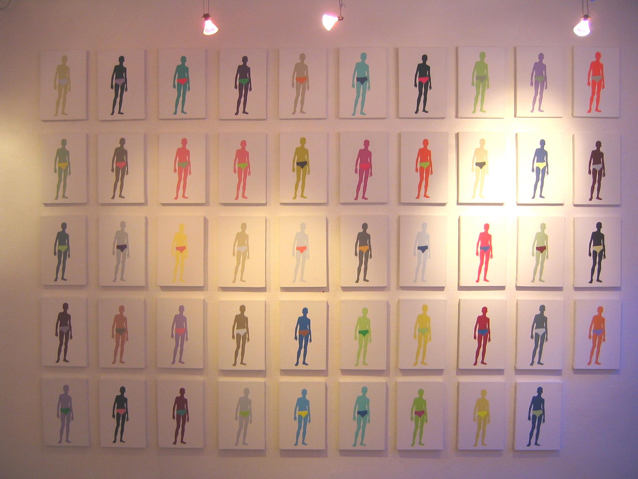 2004 mauvais genre exposition galerie quang 1