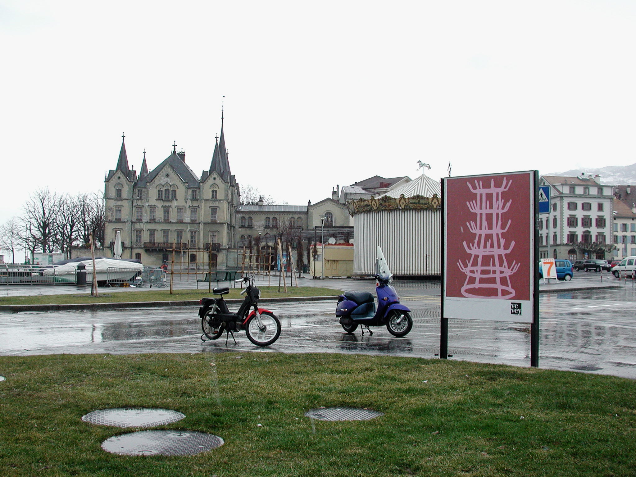 pascal lievre vevey ville dimages 2006