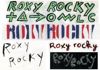 Galerie alb exposition roxy rocky