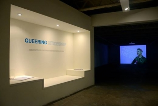 Queering Citizenship  Satelitte Gallery