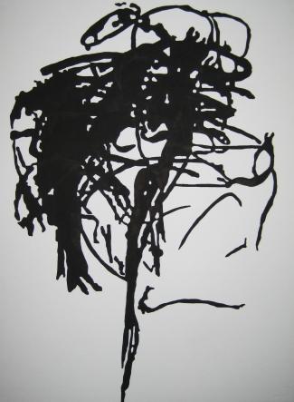 Joan Mitchell  Rorschach