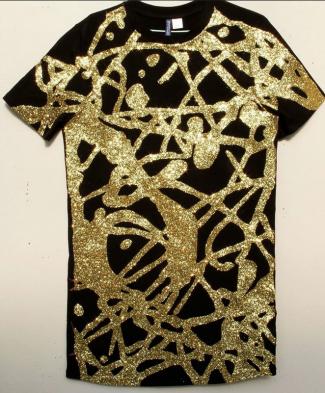pascal lievre objet tee shirt ultra pollock 2015