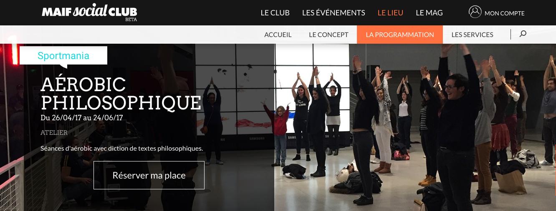 social club paris