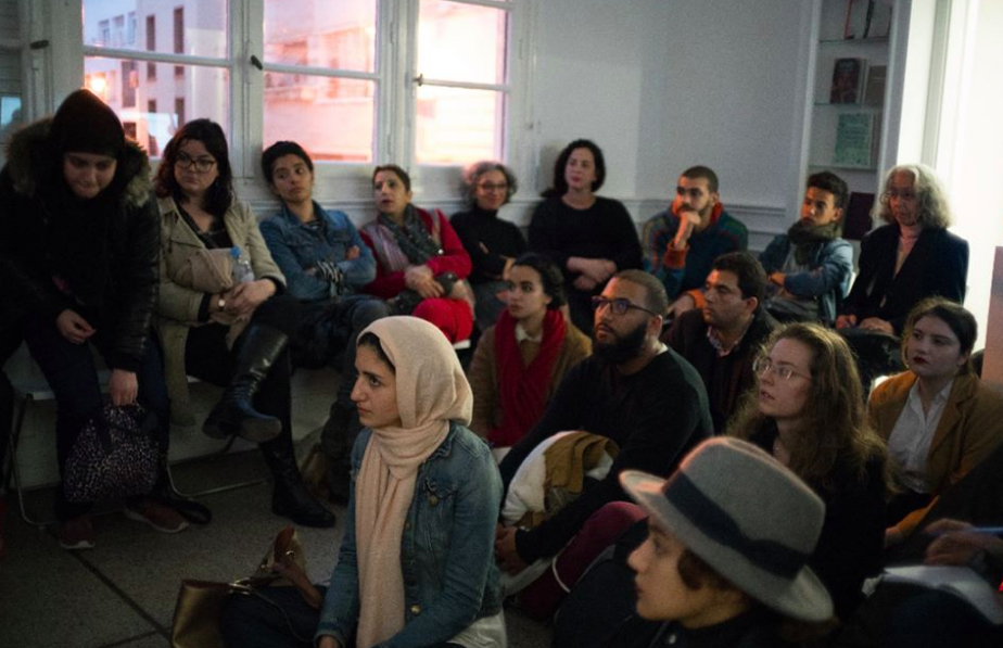 pascal-lievre-julie-crenn-herstory-lecube- rabat maroc-feminisme-herstory10