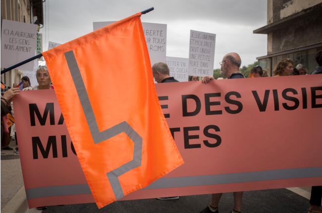 pascal-lievre-arnaud-chochon-marche-des-visibiltes-migrantes-auriignac-retirada-abattoirs-2019.png03